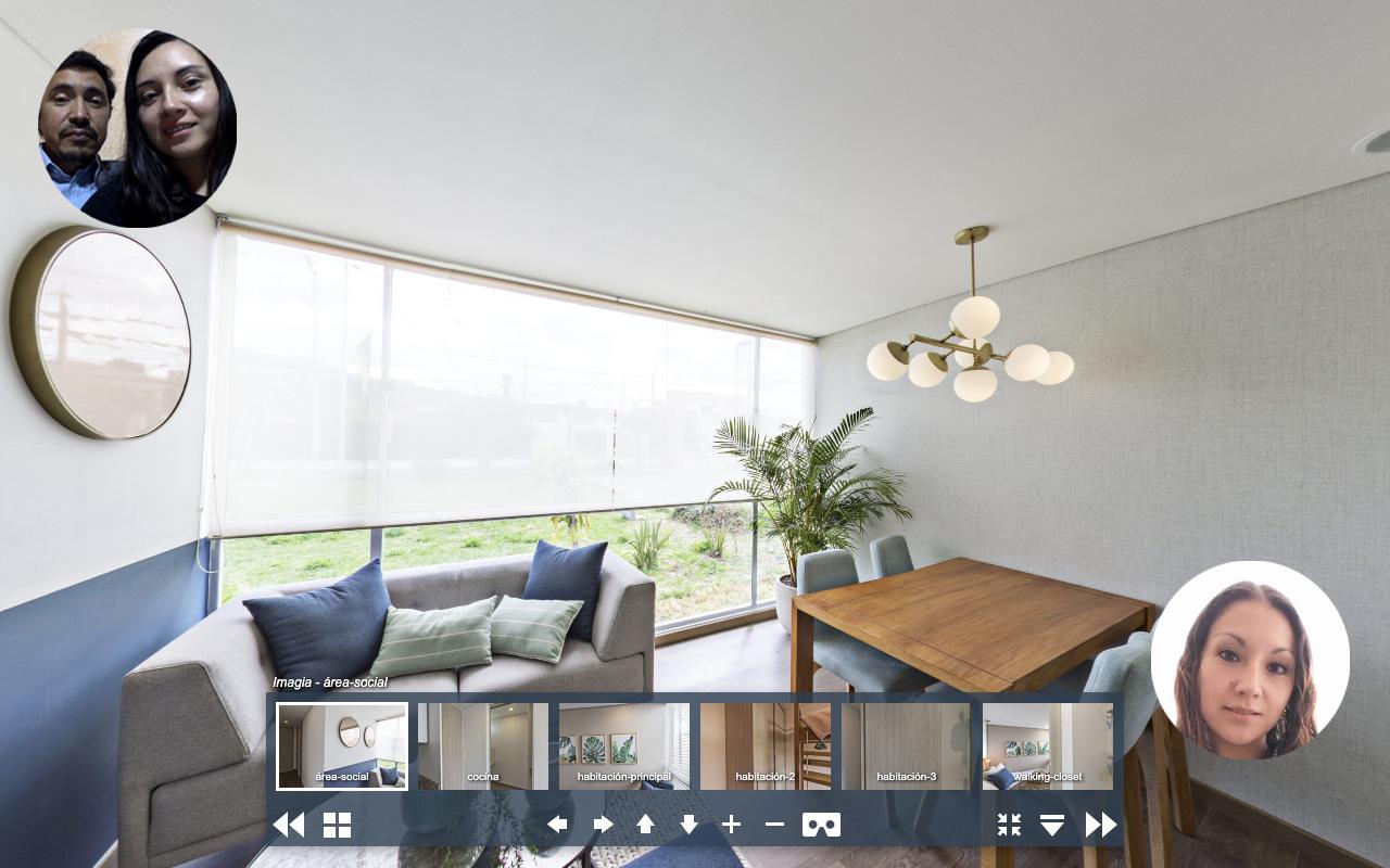 Todo lo que necesitas saber para ofrecer una experiencia virtual inmobiliaria de 360º