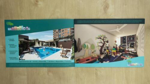 Brochure Tríptico Ambalá 97