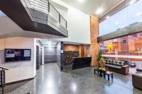 Fotografia Arquitectónica - Recepción Portal Javeriana